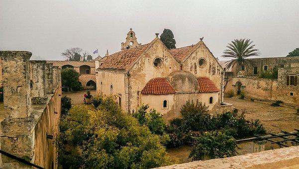 Kreta, Greece, Stare