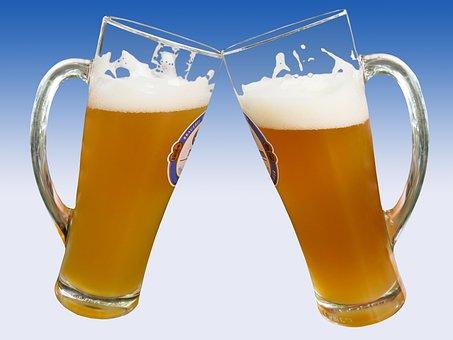 Drink, Food, Beer, Nutrition, Vitamins, Foam, Abut