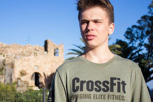 Crossfit, Forging Elite Athletes, Teenager