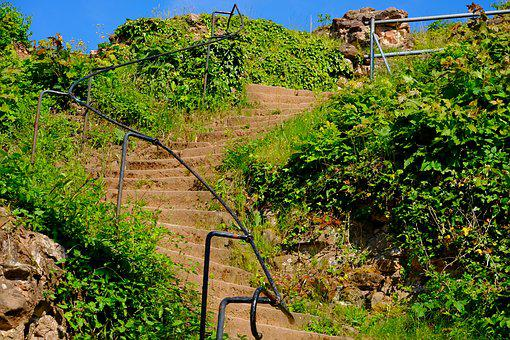 Stairs, Emergence, Gradually, Staircase