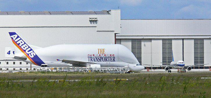 Airbus, Hamburg, Transport Flyer, Beluga, Jet