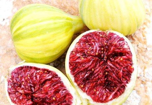 Fig, Fruit, Ripe, Juicy