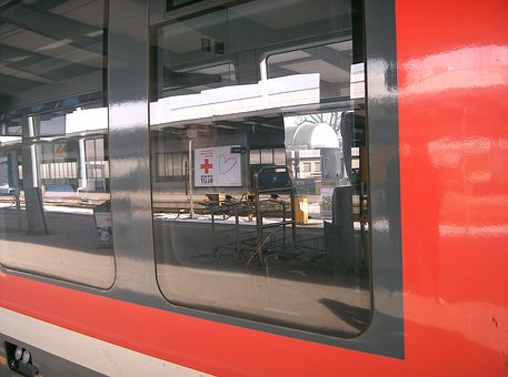 Train, Transport, Railway Station, Rail Traffic