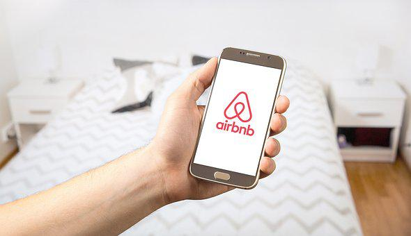 Airbnb, Apartment, Rental, Logo, Holiday, Screen