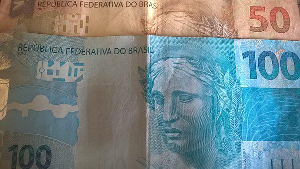 Money, Real, Income, Brazilian Currency, Ballots