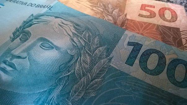 Money, Real, Brazilian Currency, Ballots, Salary