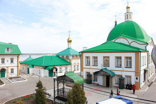 Orthodox, Church, Russia, Cathedral, Religious