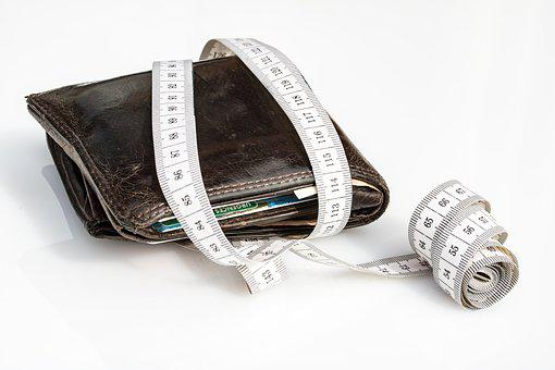 Wallet, Tape Measure, Economical, Levy, Save, Tighten