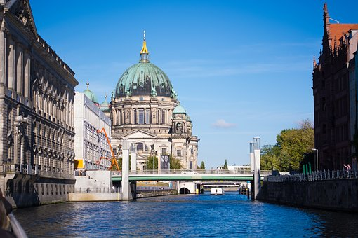 Berlin, Spree, Places Of Interest, Capital, River