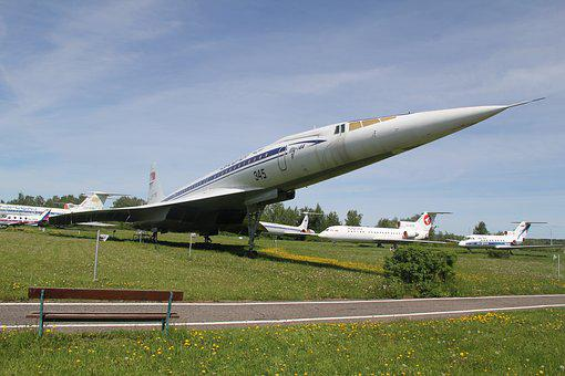 Aircraft, Supersonic, Aeroplane, Transport, Air, Jet