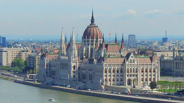 Budapest, Hungary, Europe, Architecture, City, Landmark