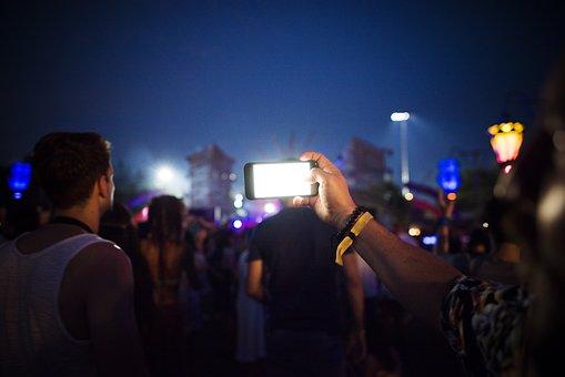Adults, Capture, Carefree, Concert, Crowd, Diversity