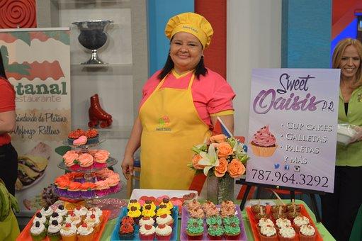 Emprededora, Business, Bussiness, Biscuits, Cupcake