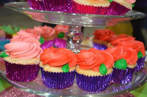 Cupcake, Biscuits, Sweet, Po, Dessert, Food, Pie