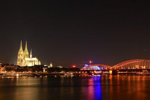 Cologne, Dom, Cologne Cathedral, Landmark