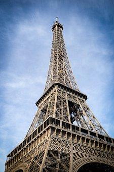 Eiffel Tower, Paris, Landmark, Places Of Interest