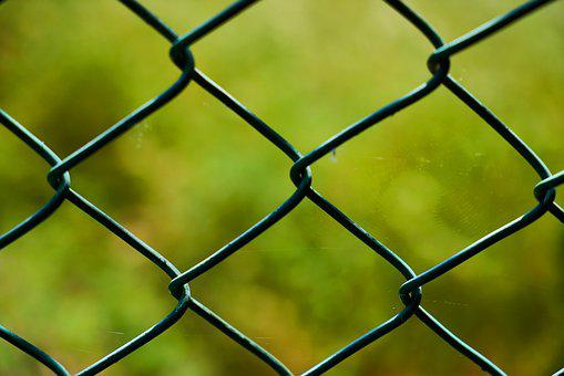 Barbed Wire, Engel, Pattern, Color Image, Wire