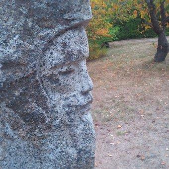 Sculpture, Nature, Stone
