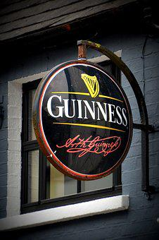 Guinness, Ireland, Irish, Pub, Beer, Bar
