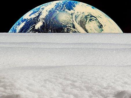 Earth, Soil Creep, Globe, All, Blue Planet, Astronomy
