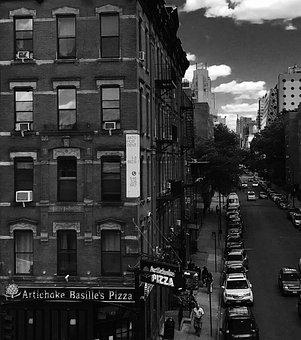 New York, Building, City, New York City