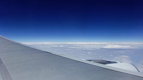 Jet De Go Pocket, Blue Day, A Surname, Clouds, Sky