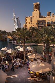 Dubai, Hotel, Arab, Emirates, Uae, Travel, Architecture