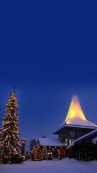 Starry Sky, Finland, House