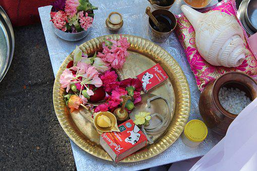Marriage Decoration, Indian Wedding, Flower Decoration