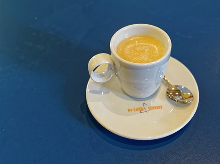 Espresso, Cup, Coffee, Drink, Saucer, Coffee Cup