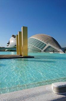 Valencia, Museum, Art, Science, Architecture
