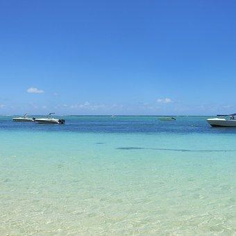 Beach, Sea, Ocean, Water, Sand, Nature, Tropical