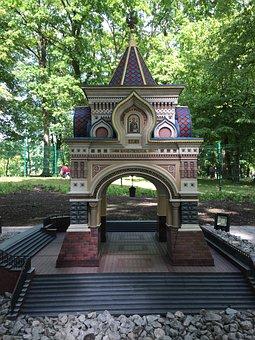 Miniature, Architecture, Arch, History, Russia