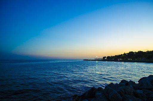 Beach, Beautiful, Beauty, Cliff, Emotion, Enjoying
