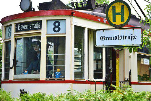 Tram, Historically, Collector's Item, Old