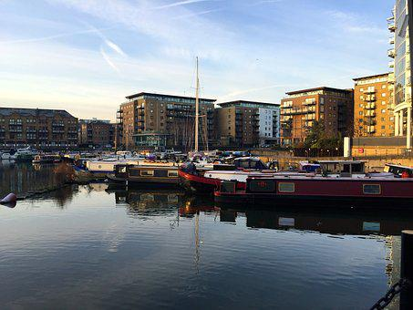 Limehouse Basin, Docklands, Housing, Property