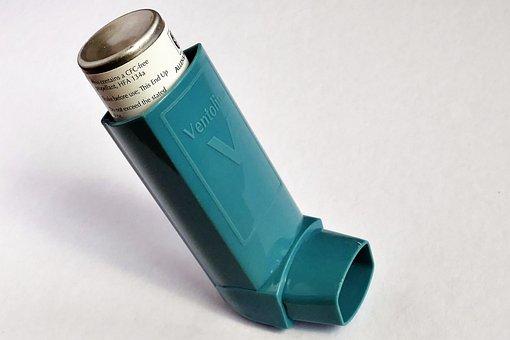 Asthma, Ventolin, Breathe, Inhaler, Medication, Health