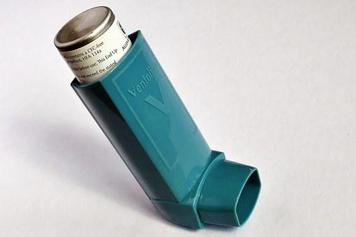 Asthma, Ventolin, Breathe, Inhaler, Medication, Health