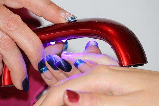 Manicure, Nail Design, Dry Unit, Fingernails, Paint