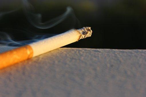Cigarette, Marlboro, Tobacco, Smoke, Man, Model