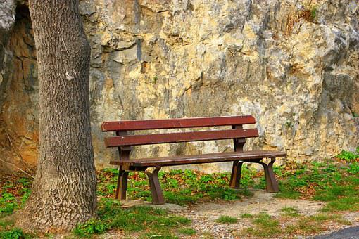 Bench, Thinking, Relaxation, Wooden, Park, Sitting