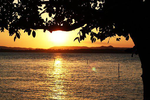 Sunset, Afternoon, Brazil