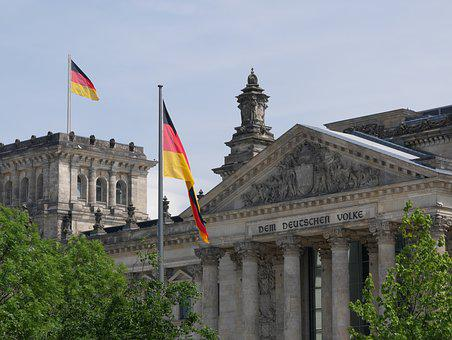 Reichstag, Berlin, Glass Dome, Government