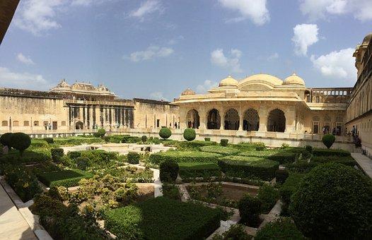 Old Fort, Rajasthan, Haveli, India, Fort, Old, Travel