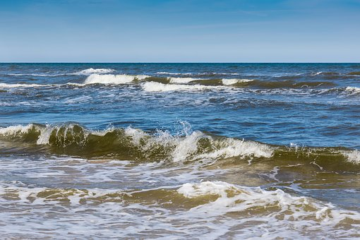 The Baltic Sea, The Waves, Waves, Wind, Wave, Holidays