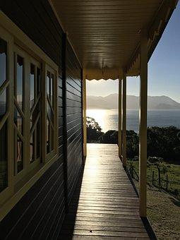 Balcony, Visual, Home