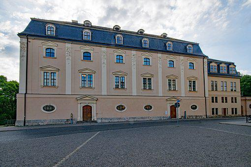Weimar, Thuringia Germany, Germany, Old Town