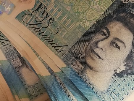 Pounds, Money, Safe, Means Of Payment, Currency, Pay