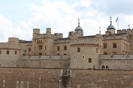 London, Tower Of London, Fortress, Castle, Substantiate