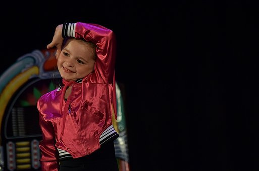 Dance, Girl, Stage, Young, Female, Performance, Costume